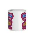 Glagnars Human Rings Ceramic Mug 11oz Design Inspired by Futurama